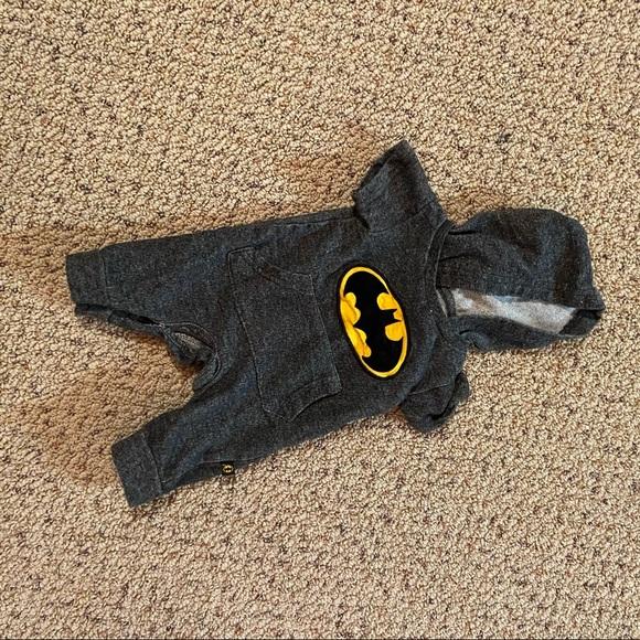 Batman newborn onesie hoody!